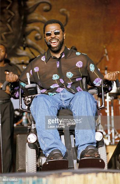 FESTIVAL Photo of Teddy PENDERGRASS