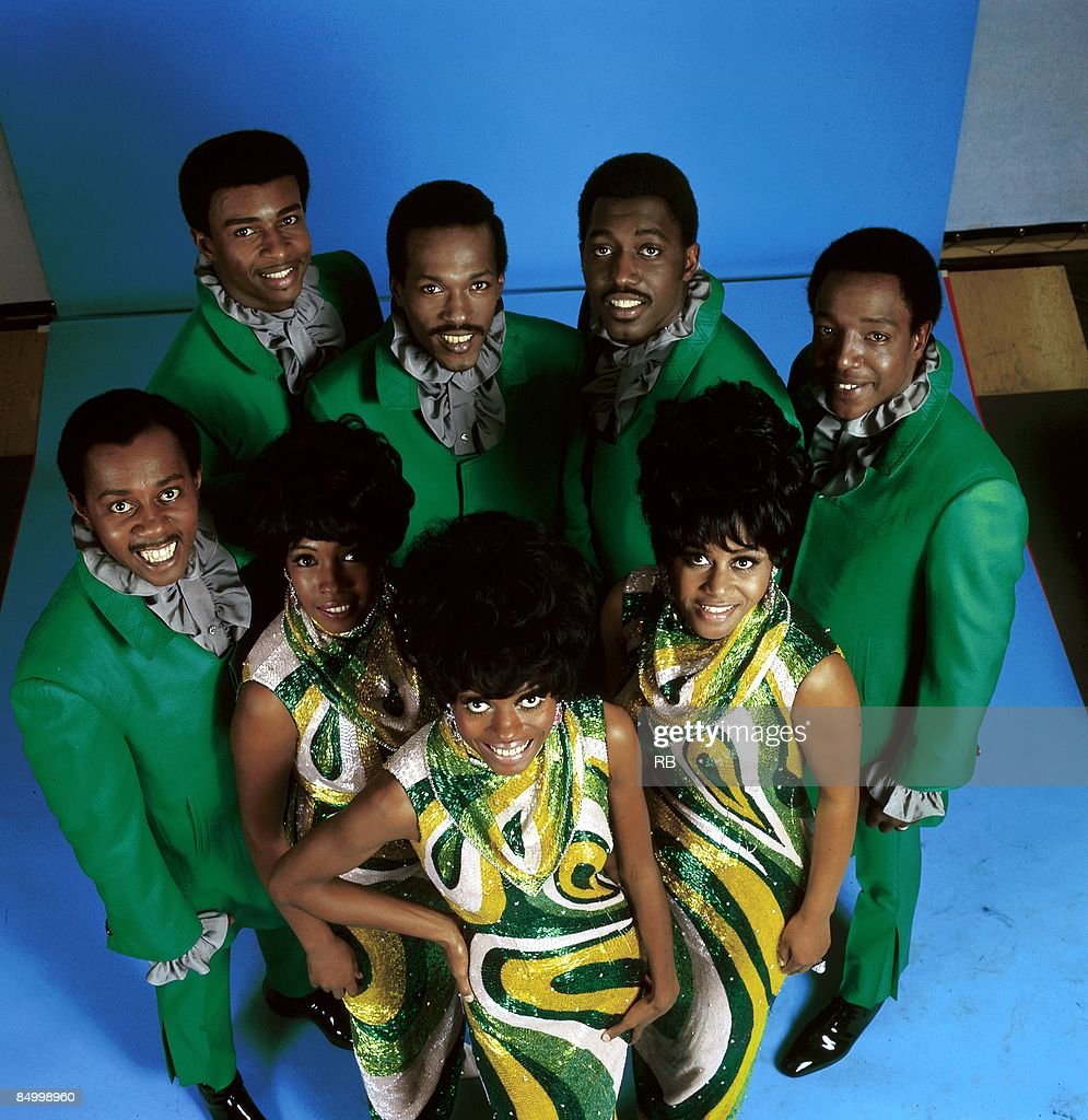 Photo of TEMPTATIONS with The Supremes