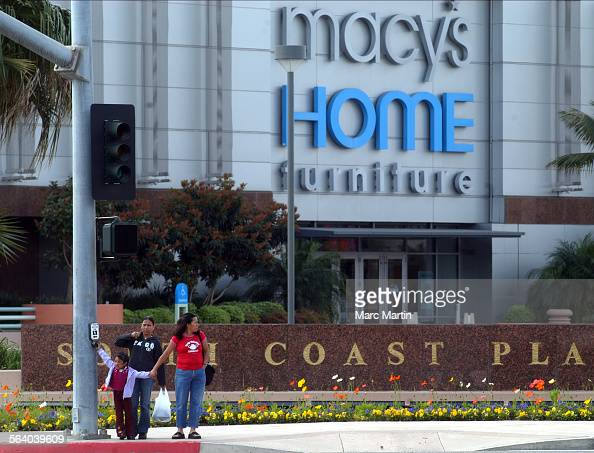 Photo of the Macy s Home Furniture store at South Coast Plaza in Costa  Mesa  This space was previou Pictures   Getty Images. Photo of the Macy s Home Furniture store at South Coast Plaza in