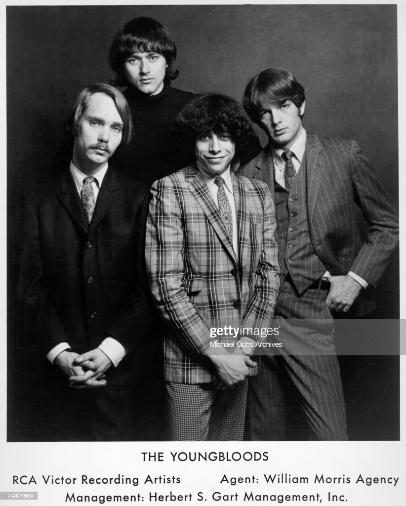 Photo of The Youngbloods Photo by Michael Ochs Archives/Getty Images