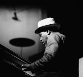 Photo of Thelonious MONK Thelonious Monk performing on stage