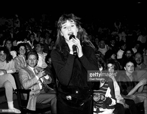 Photo of TIFFANY Performing in front of an audience