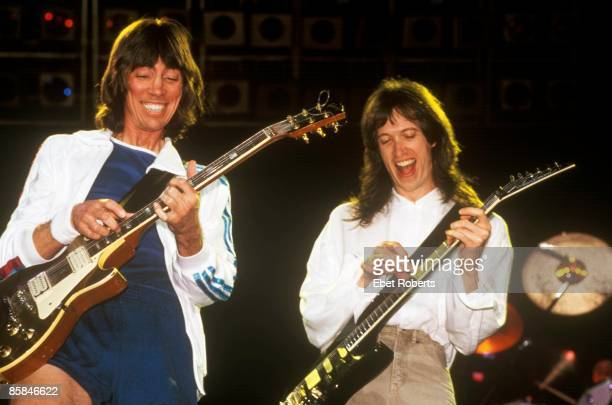 Photo of Tom SCHOLZ and BOSTON Tom Scholz Gary Phil