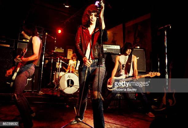 S Photo of Tommy RAMONE and RAMONES and Johnny RAMONE and Dee Dee RAMONE LR Johnny RamoneTommy Ramone Joey Ramone Dee Dee Ramone