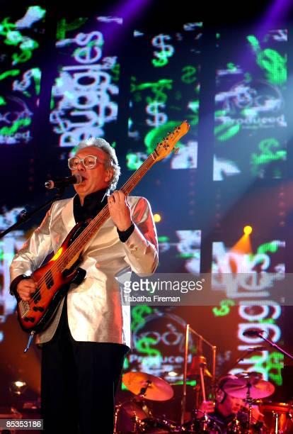 ARENA Photo of Trevor Horn @ Wembley Arena 11/11/04 Trevor Horn live at the Trevor Horn/Princes Trust concert Wembley Arena