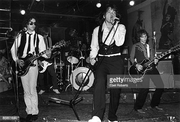 S Photo of TUFF DARTS and Bob BUTANT and John DESALVO and James MORRISON and Jeffrey SALEN LR Bob Butant John DeSalvo James Morrison Mikael Kirke and...