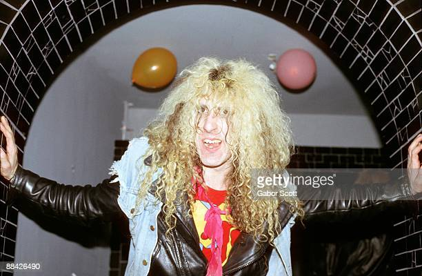 Photo of TWISTED SISTER Dee Sneider