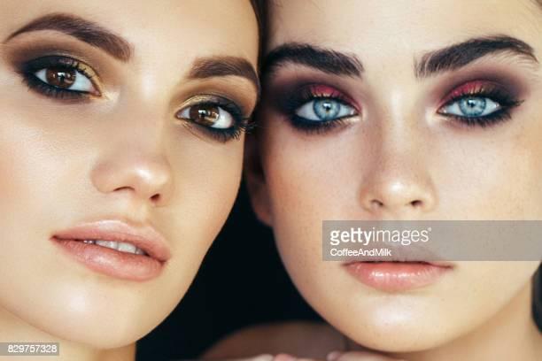 Photo of two beautiful girls