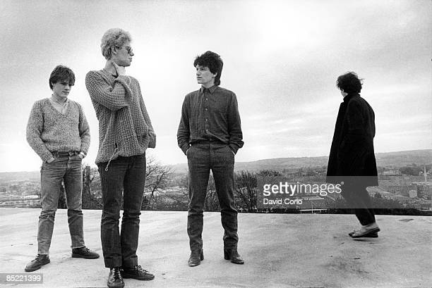 Photo of U2 U2 Cork Eire 1979