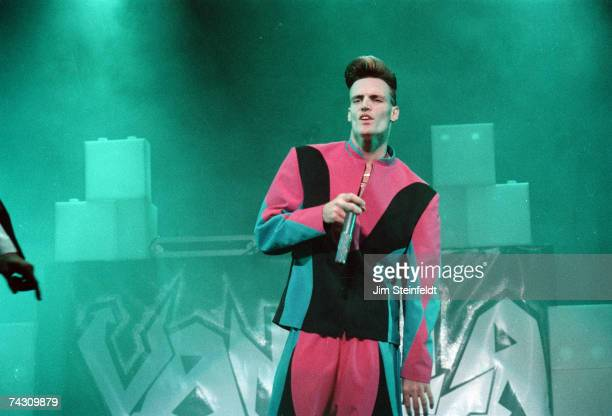 Photo of Vanilla Ice Photo by Jim Steinfeldt/Michael Ochs Archives/Getty Images