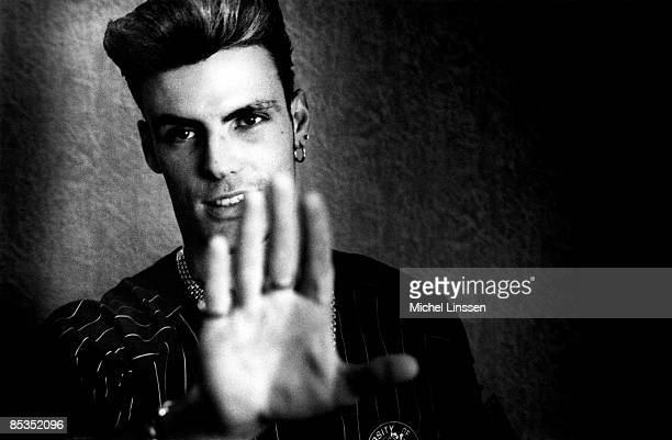 Photo of VANILLA ICE Posed studio portrait