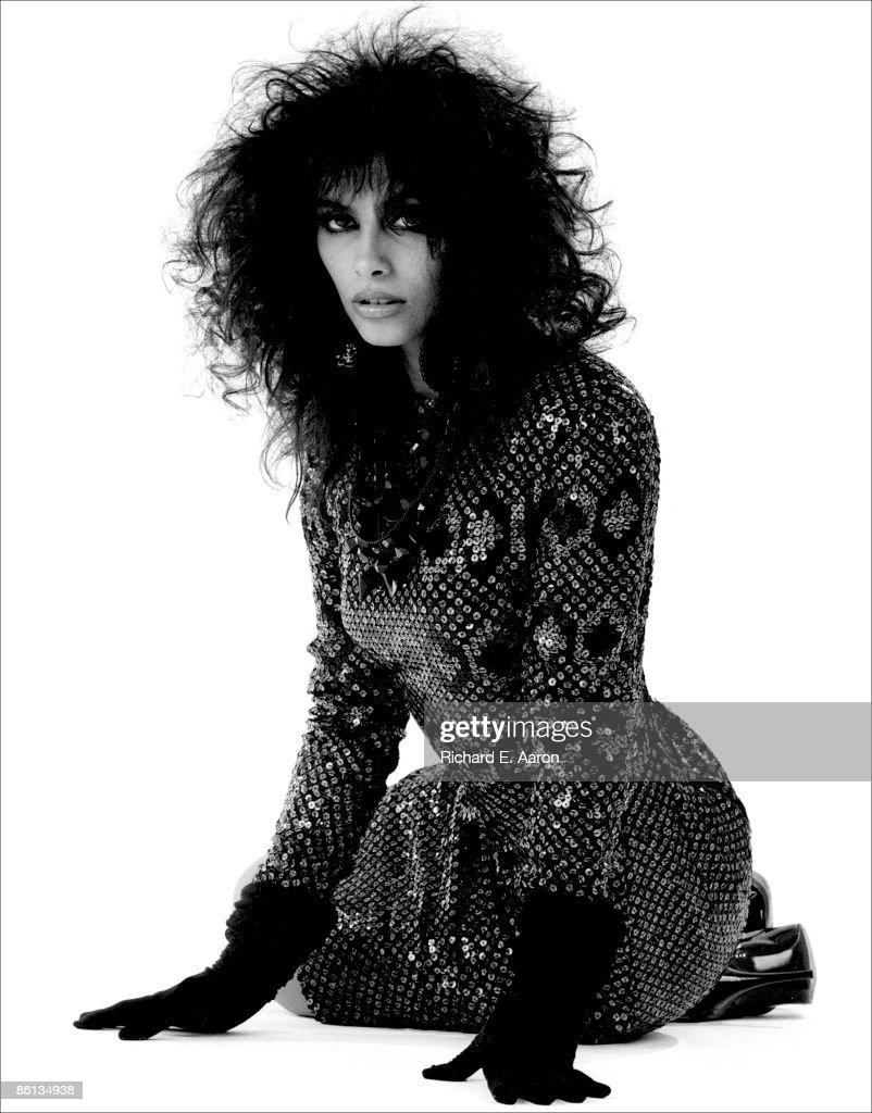 Photo of VANITY; Posed studio portrait of Vanity