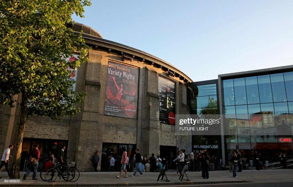 Photo of VENUE Exterior of the Roundhouse
