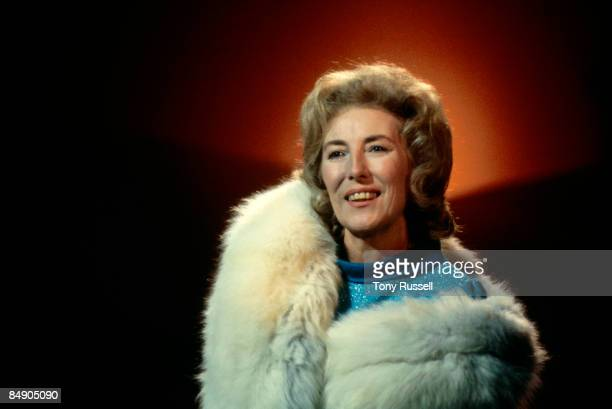 Photo of Vera LYNN Vera Lynn performing on stage