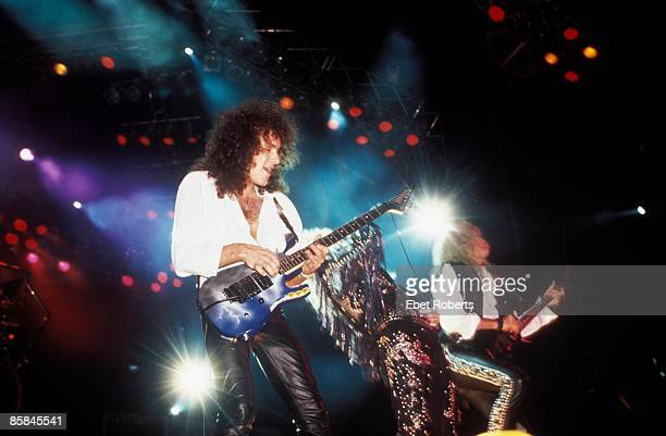 Photo of Vivian CAMPBELL and WHITESNAKE and David COVERDALE and Adrian VANDENBERG Vivian Campbell David Coverdale Adrian Vandenberg performing live...