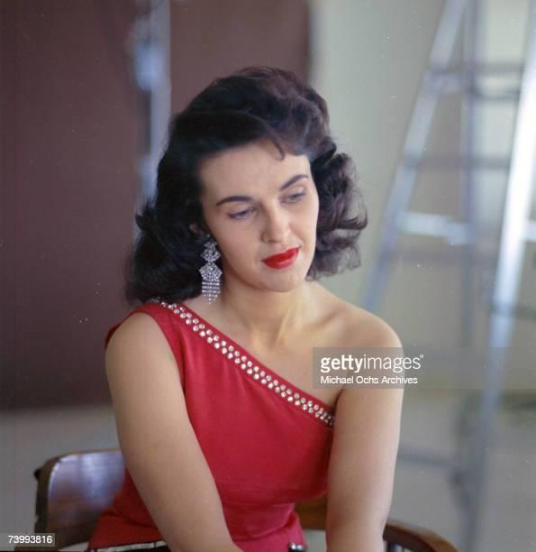 Wanda Jackson Foto e immagini stock   Getty Images