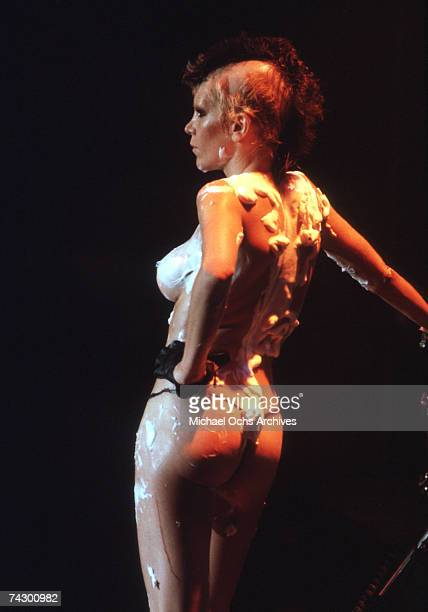 Photo of Wendi O Williams Photo by Michael Ochs Archives/Getty Images