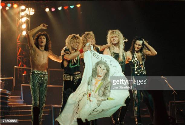 Photo of Whitesnake Photo by Jim Steinfeldt/Michael Ochs Archives/Getty Images