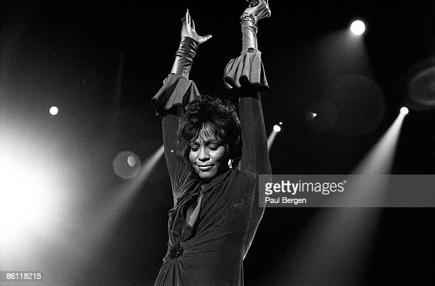 Photo of Whitney HOUSTON MaastrichtMecc Whitney Houston