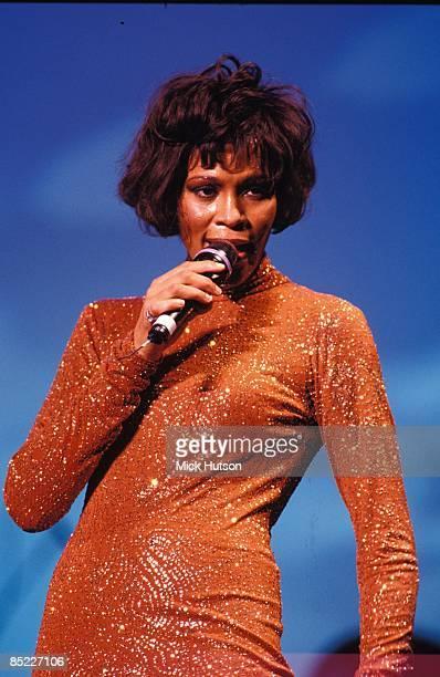 WEMBLEY Photo of Whitney HOUSTON