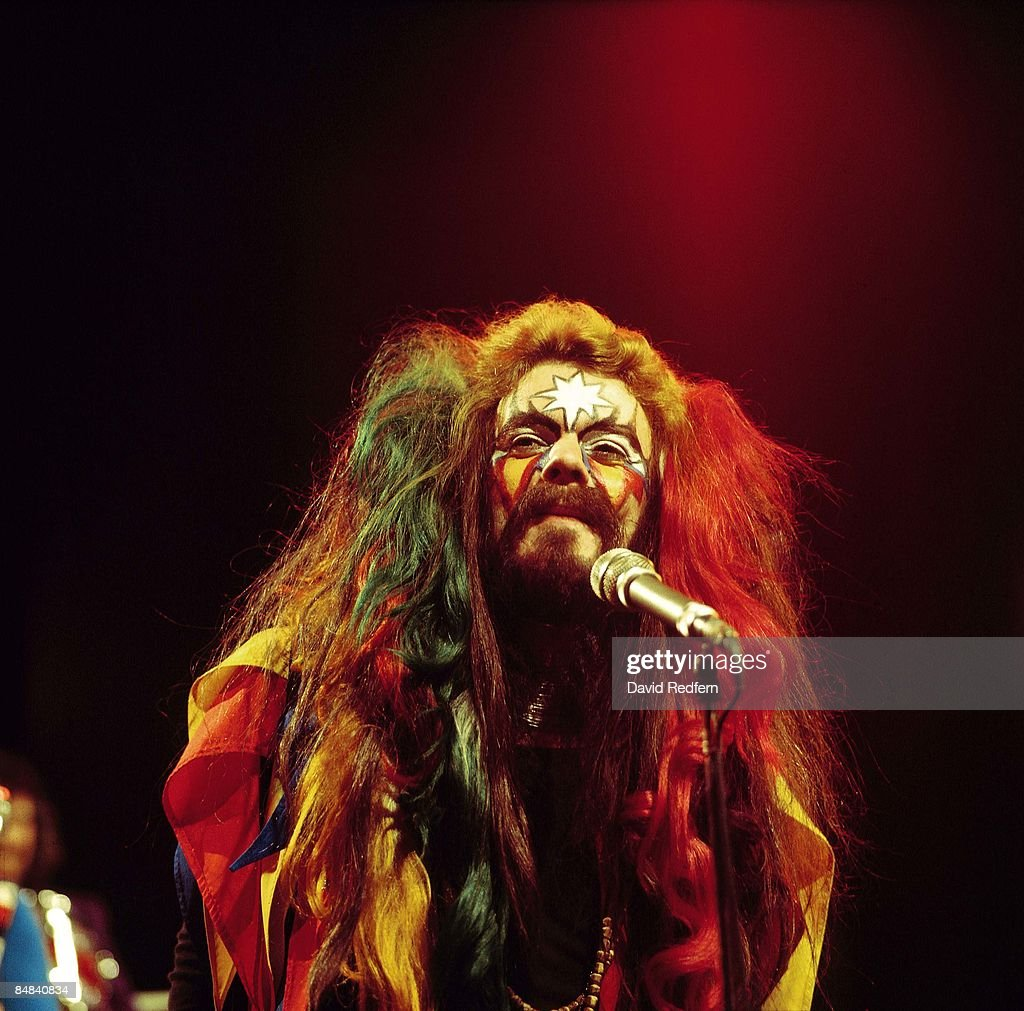 Photo of WIZZARD; Roy Wood,
