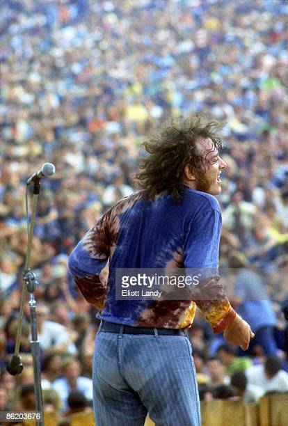 FESTIVAL Photo of WOODSTOCK and Joe COCKER