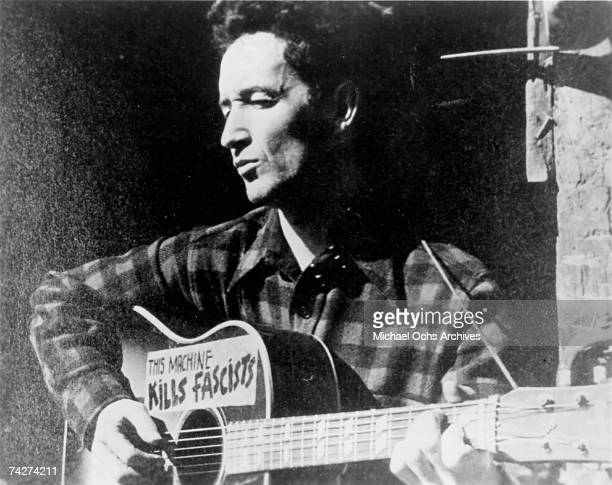 Image result for Woody guthrie getty images