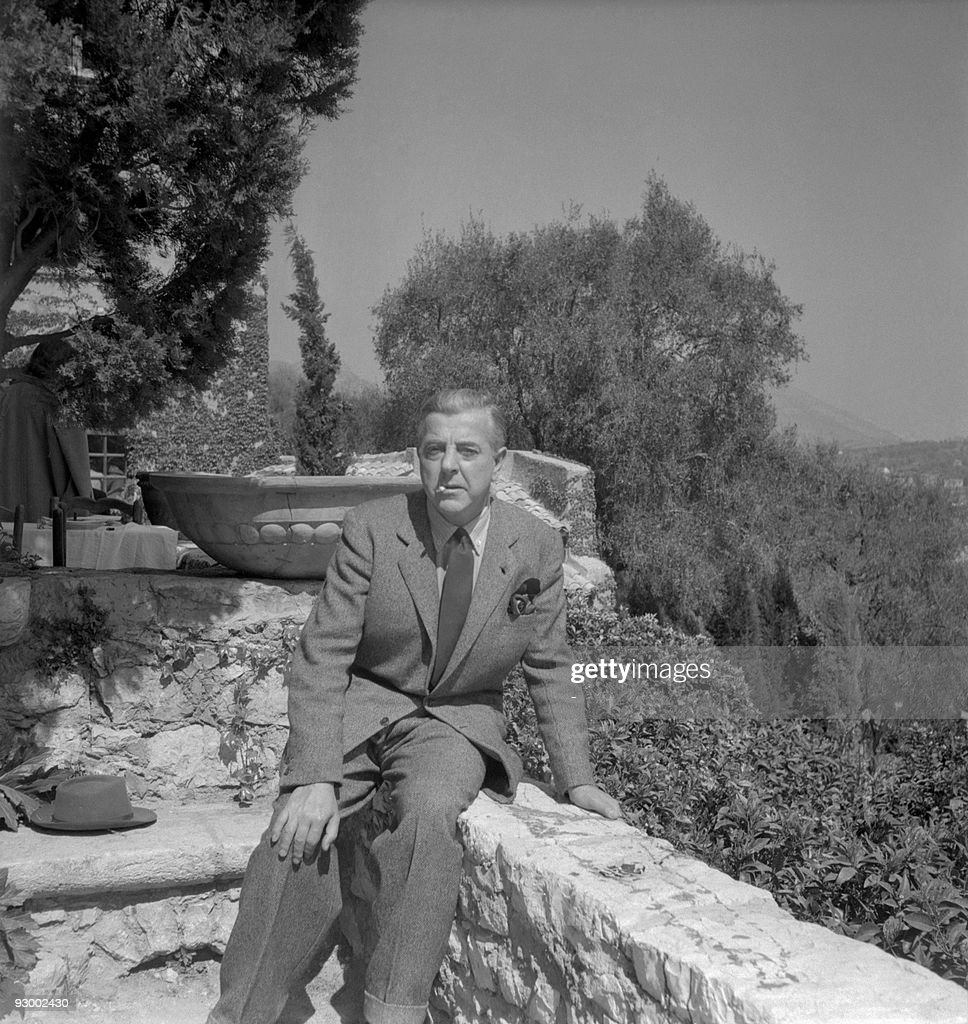 Jacques prevert getty images for Acheter une maison a saint paul de vence