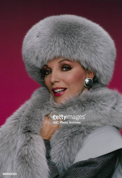 DYNASTY 'Photo ShootJoan CollinsMichael Nader' which aired on January 16 1985 JOAN