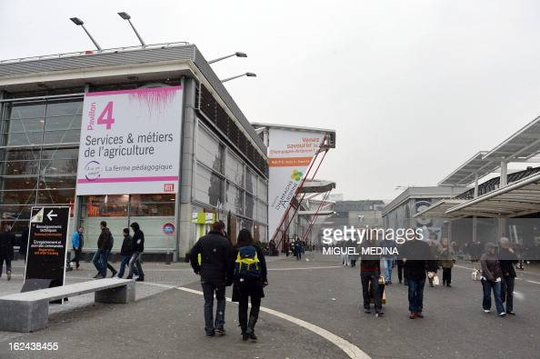 Porte de versailles stock photos and pictures getty images for Porte de versailles salon agriculture