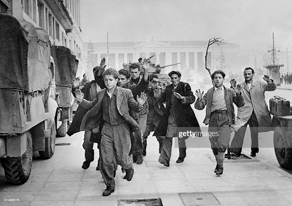 greece in world war 2 Residents leave their houses in thessaloniki, greece, on sunday as part of a mandatory evacuation it preceded an operation to defuse a world war ii bomb discovered there.