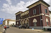 A photo taken on July 22 2013 shows the Bank of Eritrea in Asmara Long criticised for backing rebel groups across the Horn of Africa Eritrea has said...