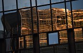 A photo taken on October 27 2014 the European Commission's Berlaymont building in Brussels reflected on a window AFP PHOTO / EMMANUEL DUNAND