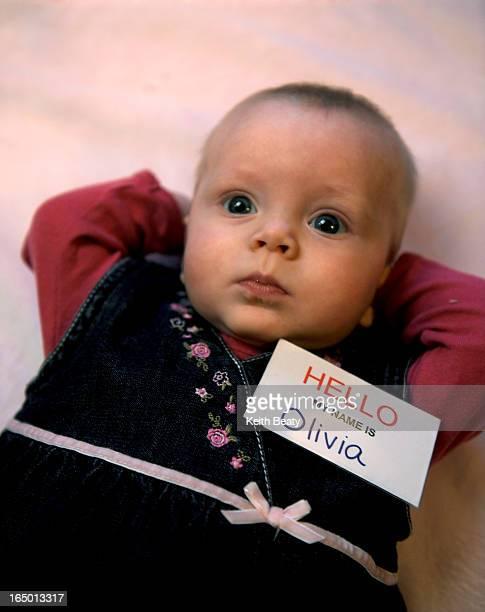 Photo143899 20 jan 08 Baby names Olivia Tapuska 6months old Photos by Keith Beaty
