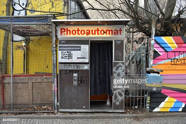 Photoautomat Falckensteinstrasse Kreuzberg Berlin Deutschland