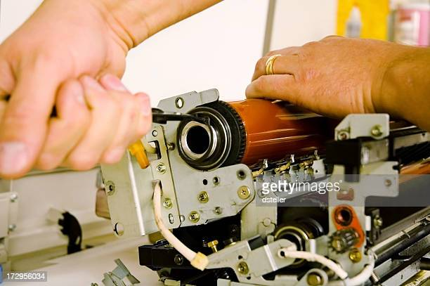 Photocopier Machine Maintenance