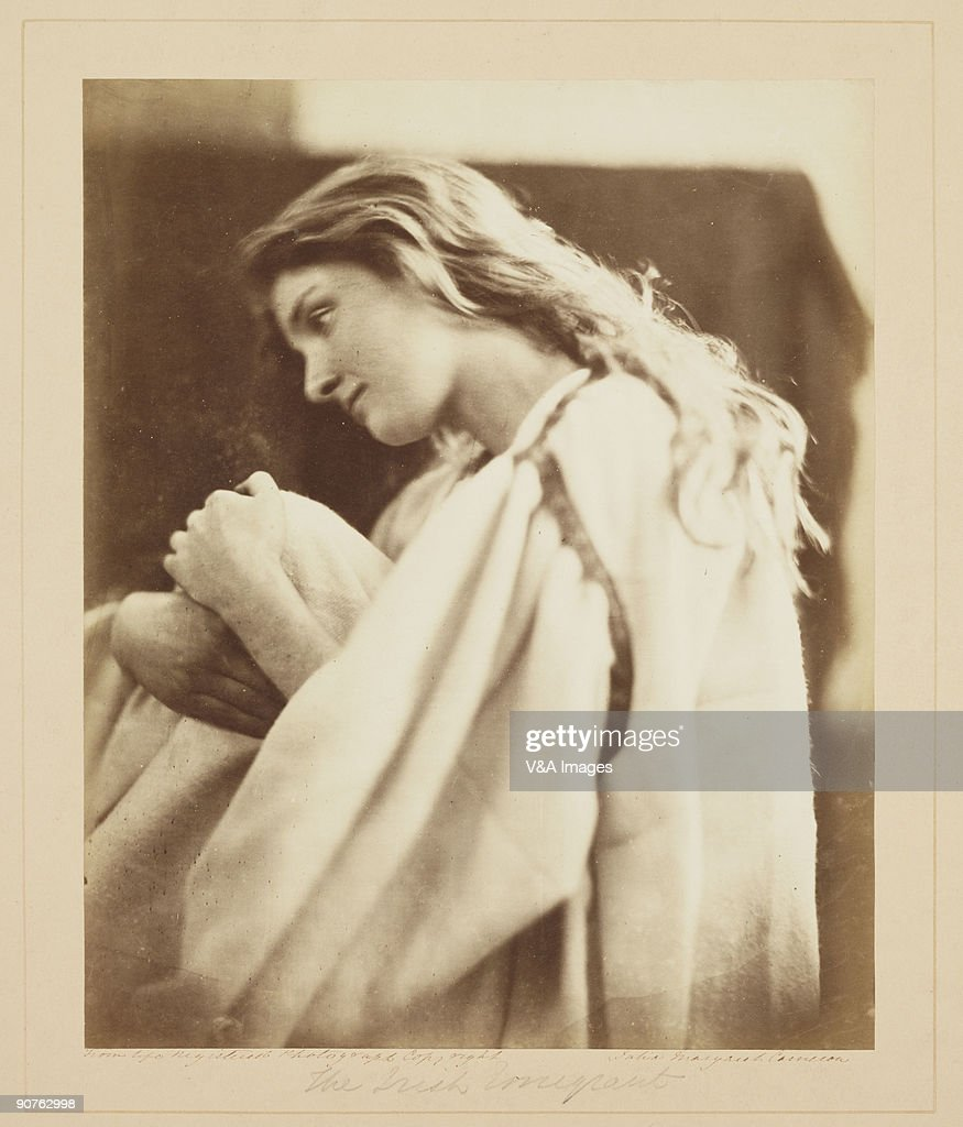 Photograph by Julia Margaret Cameron Cameron's photographic portraits are considered among the finest in the early history of photography She set up...