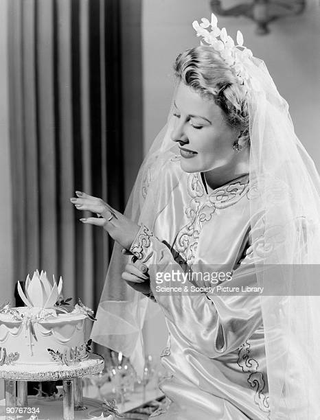 A photograph by Photographic Advertising Limited sold for use by the Prudential Insurance Company Romantic images proved popular in the Photographic...