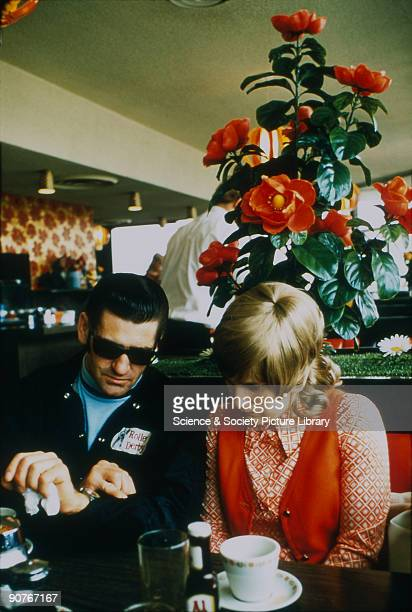 Photograph by Tony RayJones Tony RayJones created most of his images of the British at work and leisure between 1966 and 1969 Travelling around...