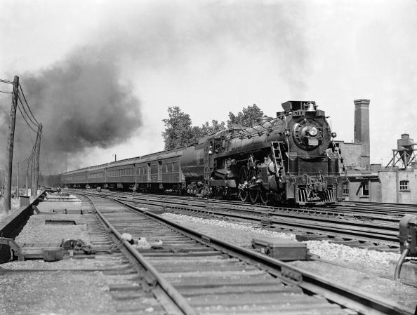 Old Fashioned Train Rides Ontario