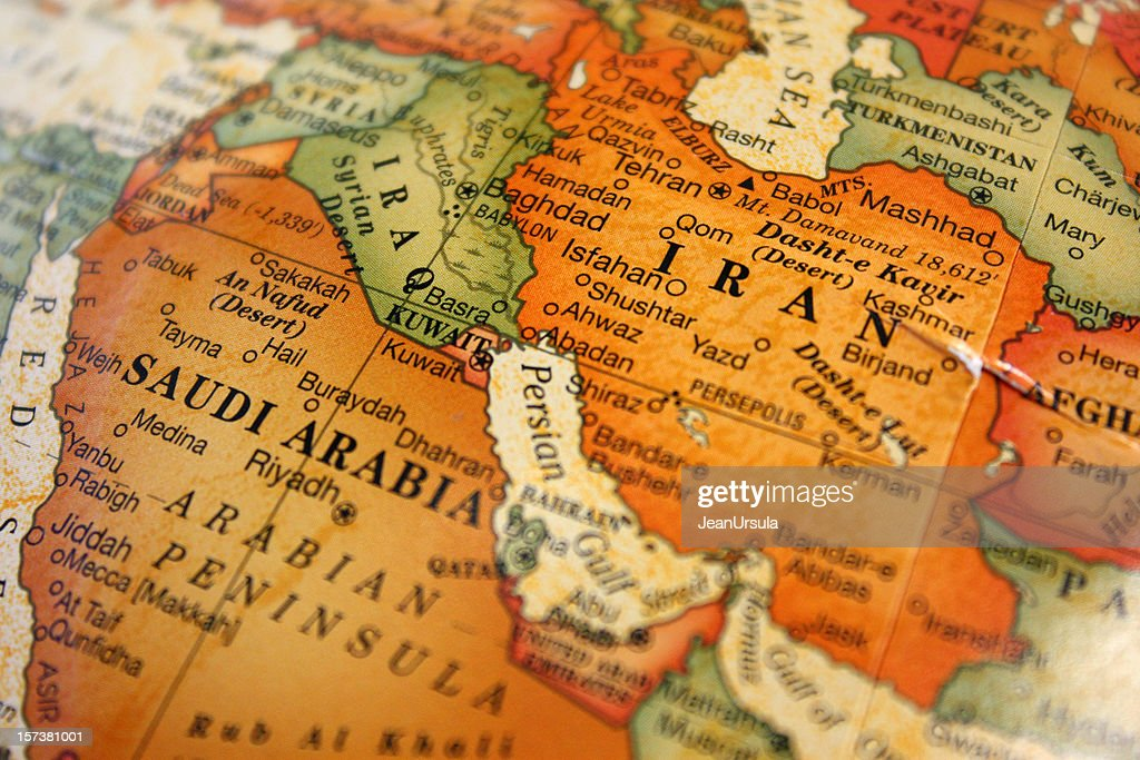 http://media.gettyimages.com/photos/photograph-of-a-map-of-the-middle-east-picture-id157381001?