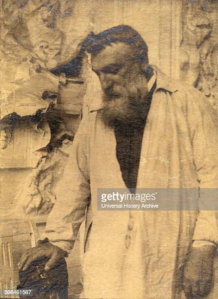 Photograph of Auguste Rodin in his studio Photograph by Gertrude Käsebier Dated 1906