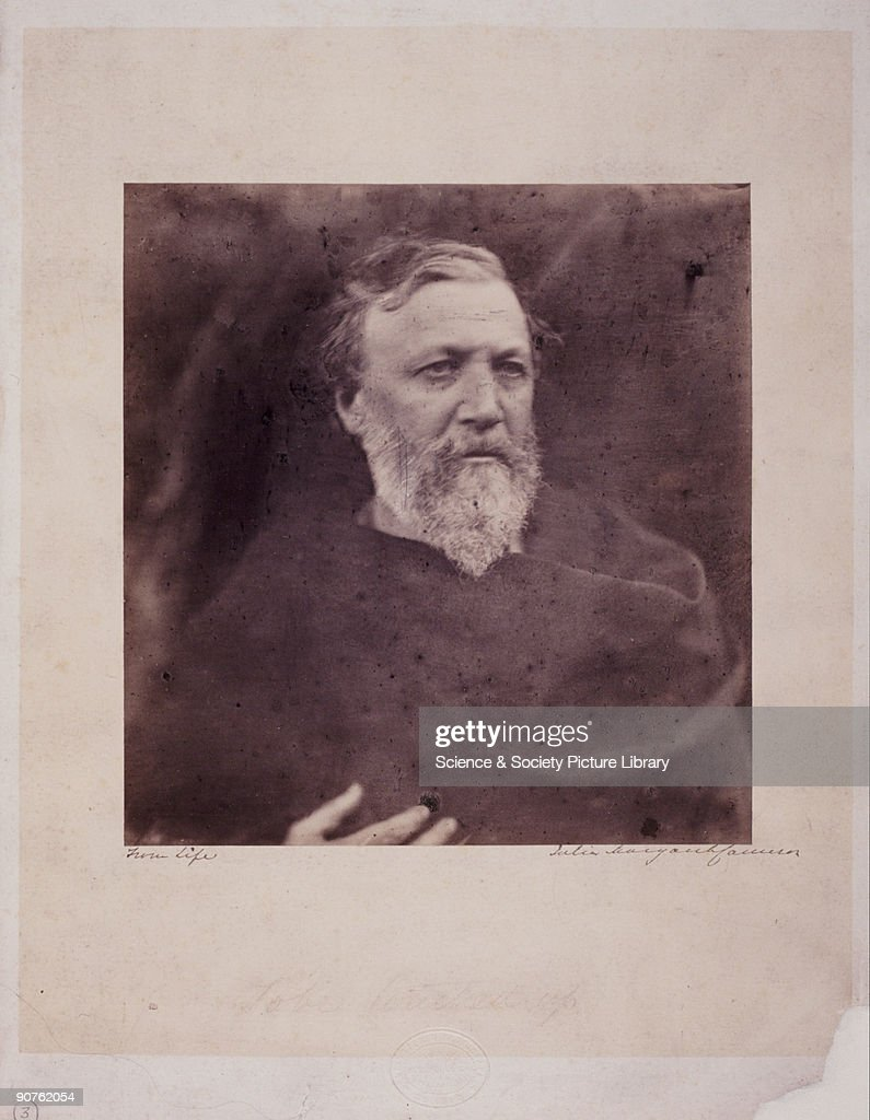 Photograph of Browning by Julia Margaret Cameron Browning and Cameron were both inspired by the Italian Renaissance Browning lived and worked in...