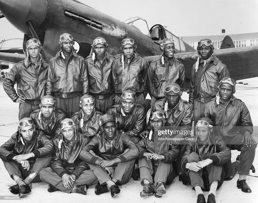 tuskegee airmen essay thesis The tuskegee airmen and the tuskegee airmen national historic site are  significant for  and others, resulted in the formation of the tuskegee airmen,  making.