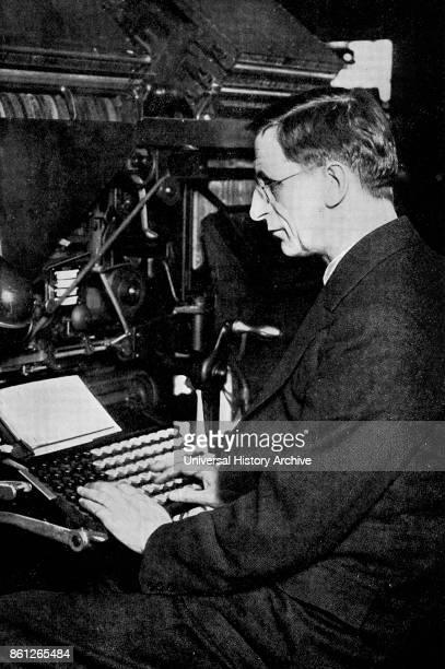 Photograph of Eamon de Valera an Irish politician and statesman Dated 20th Century