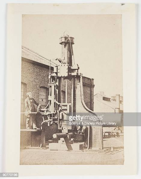 Nasmyth And His Steam Hammer C 1845 Pictures Getty Images
