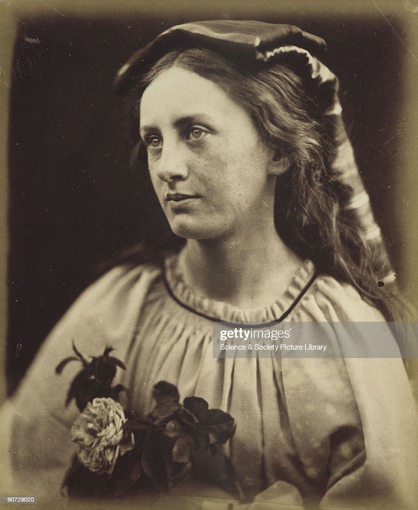 Photograph of La Contadina by Julia Margaret Cameron Cameron's photographic portraits are considered among the finest in the early history of...