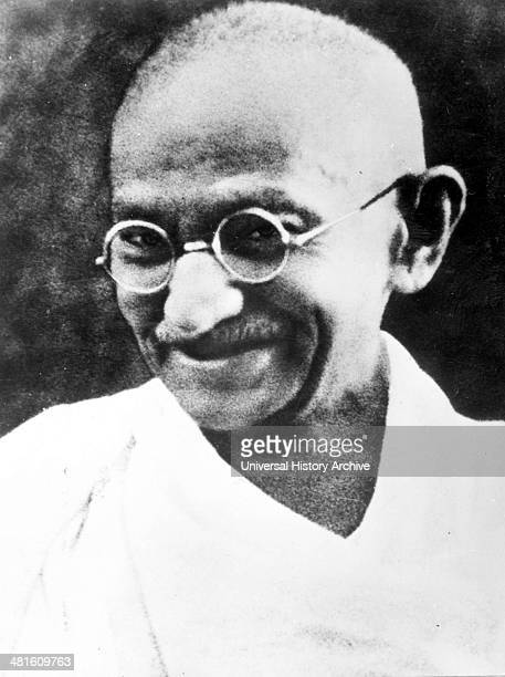 Photograph of Mahatma Gandhi 1940 Gandhi led India to independence and inspired movements for nonviolence civil rights and freedom across the world...