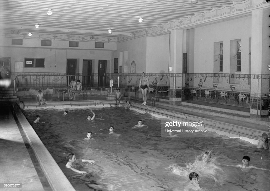 Photograph of new jersey high school boys swimming pool for Pool show new jersey