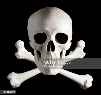 Fotografía de pirata bandera de piratas. : Foto de stock
